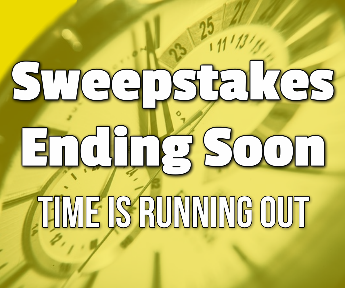 Enter to win Sweepstakes Ending Soon - Sweeps-Takes