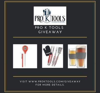 Pro K Tools Summer Giveaway