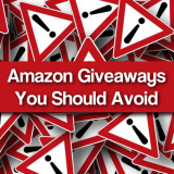 Avoid this Amazon Giveaway Scam