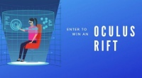 Oculus Rift VR Headset Sweepstakes