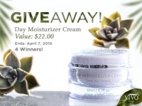 Moisturizing Day Cream Giveaway