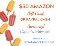 Win a $50 Amazon Gift Card Or PayPal Cash