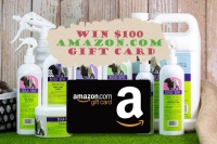 Win a $100 Amazon Gift Card From Equi-Spa