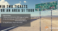 COMPETITION: Win Two Tickets for an Area 51 Tour