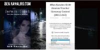 #Ben Kavaliro $100 Amazon Voucher Giveaway