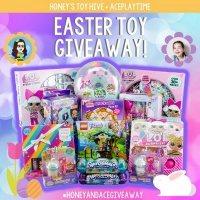 Easter Toy Prize Package Giveaway