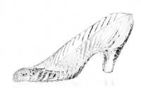 Cinderella Sparkling Crystal Slipper Giveaway
