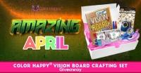 Amazing April Coloring Contest