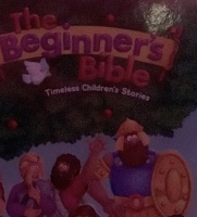 The Beginner's Bible Book Cover
