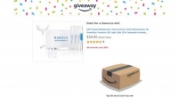 WHITELY All-In-One At-Home Teeth Whitening Kit Giveaway