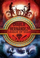 Enter to win one of three signed copies of Charlie Hernandez and the League of Shadows