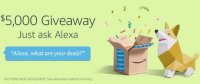 Alexa Voice Shopping $5,000 Prime Day Giveaway
