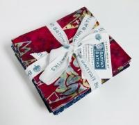 Win a Banyan Batiks African Violets Fabric Bundle