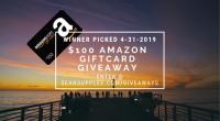 Win $100 Amazon Giftcard