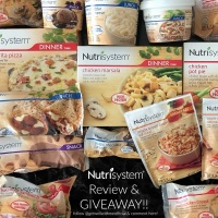 Win the Nutrisystem Chocolate Probiotic Shake Mix