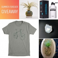 Win $120 in Prizes in this Summer Forever Giveaway