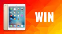 Apple iPad (Wi-Fi, 32GB) Giveaway