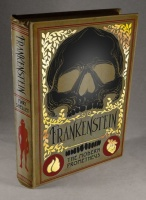 Frankenstein Illuminated - Signed And Numbered Sketch Edition Book Giveaway