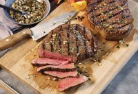 Omaha Steaks - Win Free Steaks Quarterly Sweepstakes