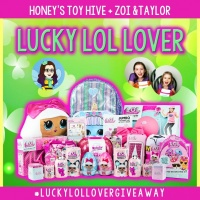Win $300 In L.O.L. Surprise Merchandise