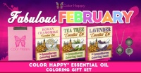 Fabulous February Essential Oil Gift Set Giveaway