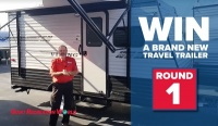 16SBH Travel Trailer Giveaway