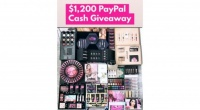 Win $1,200 in PayPal Cash