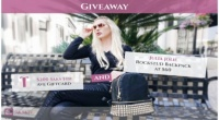 Win a $200 Saks 5th Ave Gift Card AND a Backpack
