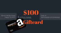 Win a $100 Amazon Giftcard