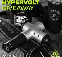 Win a Hypervolt Massager from the Iron Army