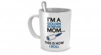 """""""Golden Retriever Mom"""" Mug Giveaway"""
