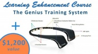Muse Brain Sensor (Relax+Focus)+Learning Enhancement Course (ARV $1200)