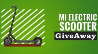 Mi Electric Scooter Giveaway