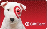 $50 Target Gift Card Giveaway!