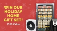 Win our NewAir Holiday Home Gift Set!
