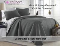 Vilano Springs Quilt Set Giveaway