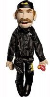 Full Body Biker Puppet Giveaway