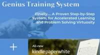 Kindle Paperwhite + $700 Learning and Problem Solving Course