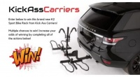 K2 Sport Bike Rack Giveaway