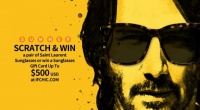 $500 IFCHIC Sunglasses Gift Card Giveaway