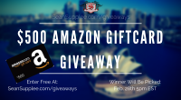 Win $500 Amazon Giftcard