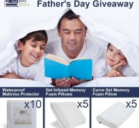 BedStory Father's Day Giveaway