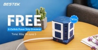 Win a Power Strip and a $50 Amazon Gift Card