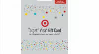 ThriftyFitMom Target Gift Card Sweepstakes