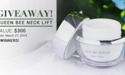 Queen Bee Neck Lift Giveaway
