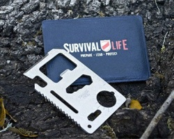 Get A Free Multi-Function Survival Business Card Tool
