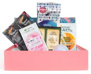 Get A Free Seasonal Walmart Beauty Box