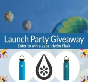 Hydro Flask 32oz. Wide Mouth Water Bottle Giveaway!