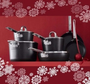 10 Piece Set of All-Clad NS1 Cookware Giveaway