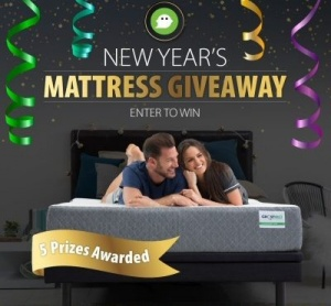 GhostBed Mattress Giveaway